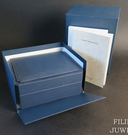 Jaeger-LeCoultre Box and booklets