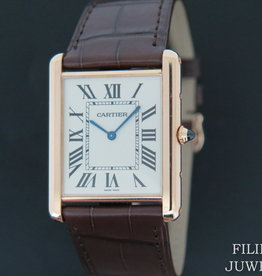 Cartier Tank Louis XL Rose Gold