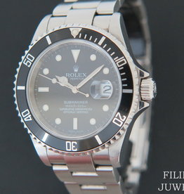 Rolex  Submariner Date 16610  V-serial  REHAUT