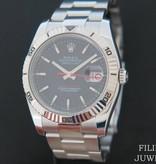Rolex  Datejust Turn-O-Graph  116264  Grey Dial
