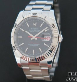 Rolex  Datejust Turn-O-Graph  116264  Grey Dial