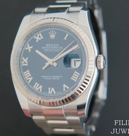 Rolex  Datejust Blue Roman 116234