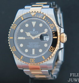Rolex  Submariner Date Gold/Steel  116613LN
