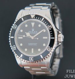 Rolex  Submariner No Date 14060