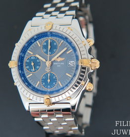 Breitling Chronomat Gold/Steel B13047