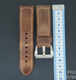 Panerai Calfskin Leather Strap 24 MM