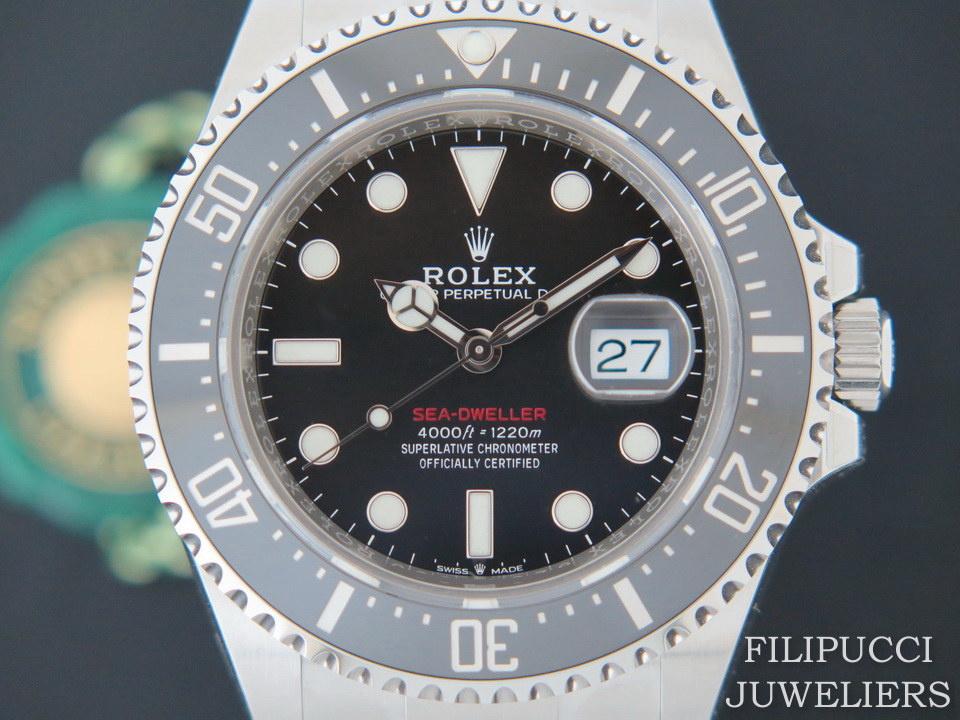 Rolex  Rolex Sea-Dweller 43mm NEW 126600 2020