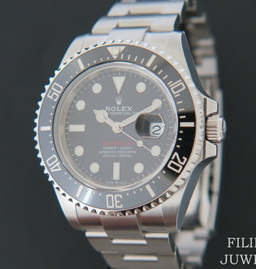 Rolex  Sea-Dweller 43mm NEW 126600 2020