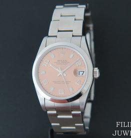Rolex  Datejust 78240 Pink Dial