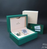 Rolex  Rolex Submariner Date Gold/Steel Blue Dial NEW 116613LB  STICKERS 2020