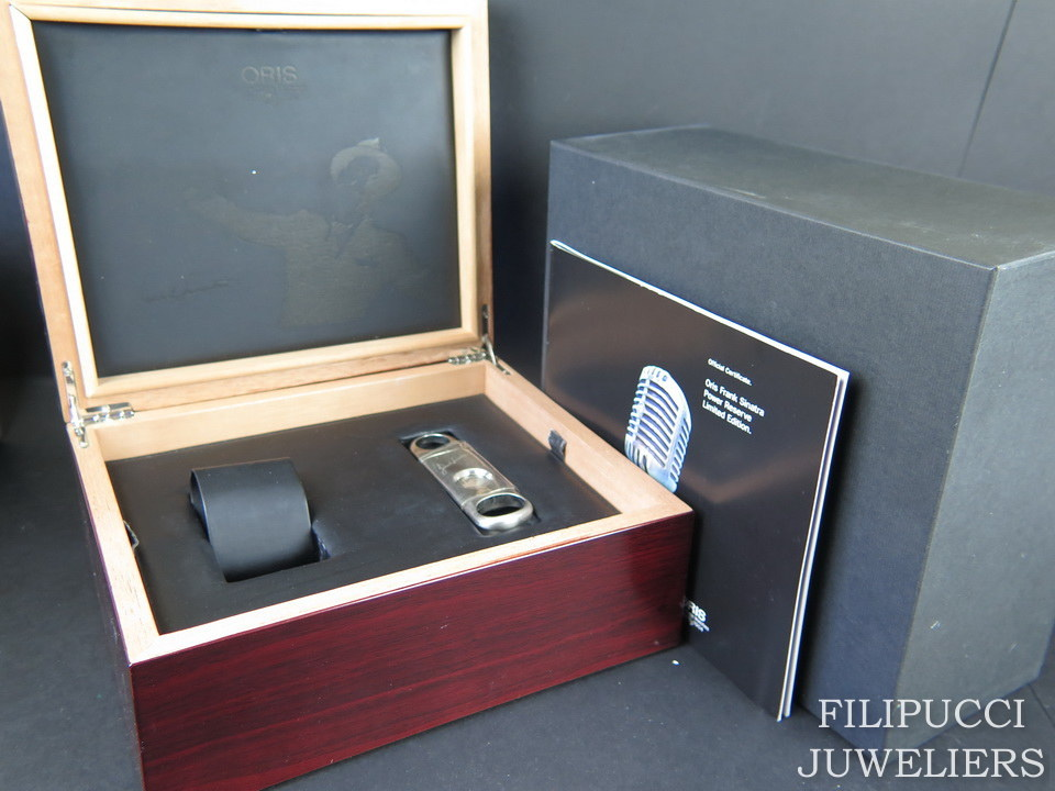 Oris Oris Frank Sinatra Box set