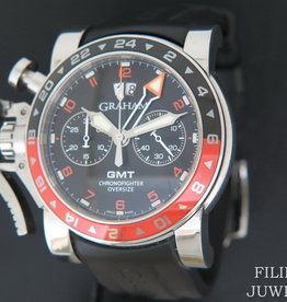 Graham Chronofighter Oversize GMT Big Date 20VASGMT