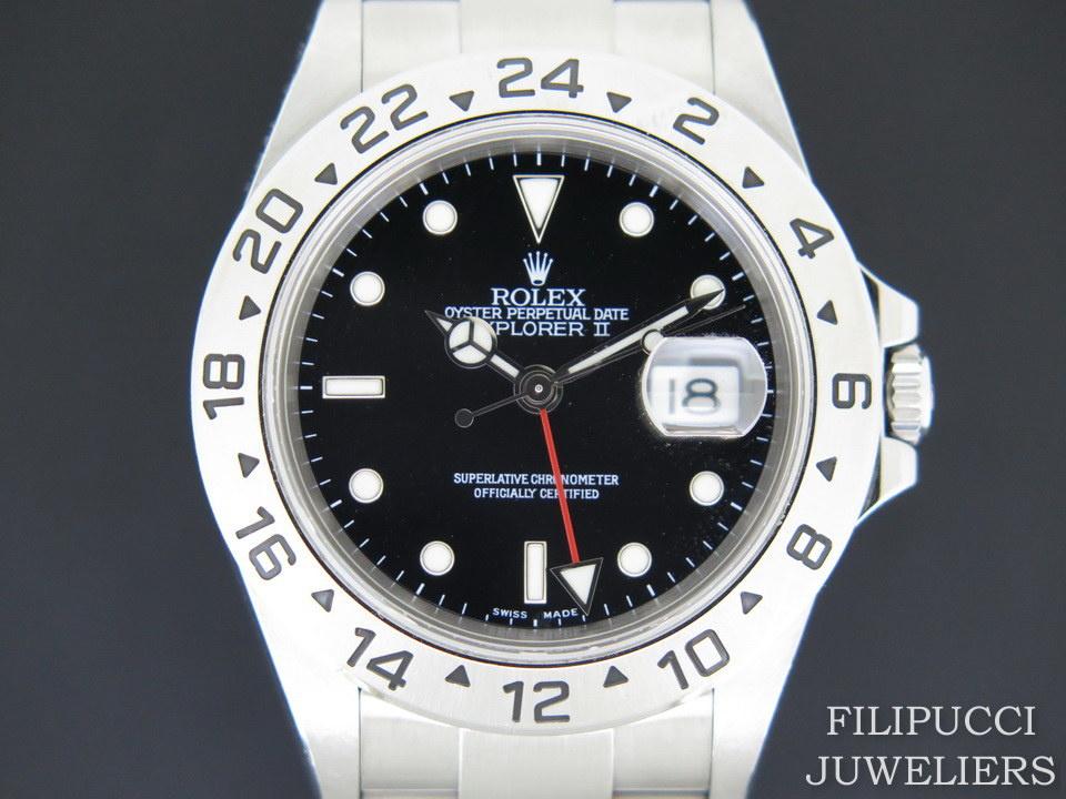 Rolex  Rolex Explorer II 16570