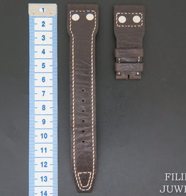 IWC Crocodile Leather Strap 22 mm