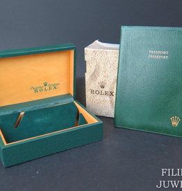 Rolex  Oysterquartz box set