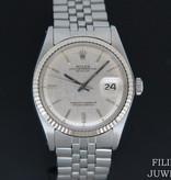Rolex  Rolex Datejust 1601  Silver Linen Dial