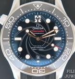 Omega Omega Seamaster Diver 300M James Bond Limited NEW