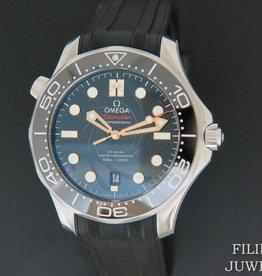 Omega Seamaster Diver 300M James Bond Limited NEW