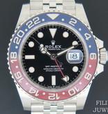 "Rolex  Rolex GMT-Master II 126710 BLRO ""Pepsi"""