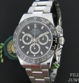 Rolex  Daytona NEW 116500LN Black Dial