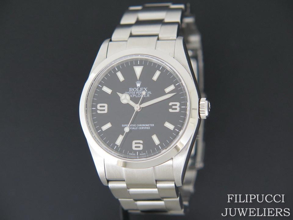 Rolex  Rolex Explorer 114270