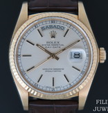 Rolex  Rolex Day-Date Yellow Gold 18038