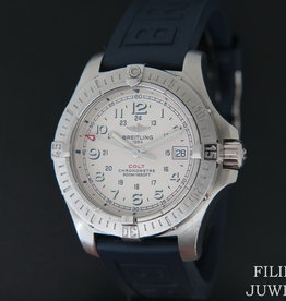 Breitling Colt 36 A7438010 Silver Dial