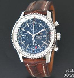 Breitling Navitimer World GMT A2432212