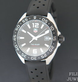 Tag Heuer Formula 1 Black Dial Quartz NEW WAZ1110