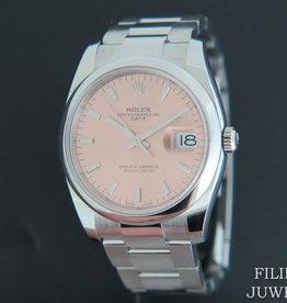 Rolex  Date Pink Dial 115200