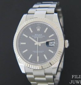 Rolex  Datejust 41 Black Dial 126334