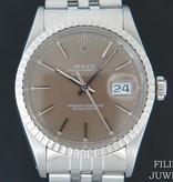 Rolex  Rolex Datejust Brown Dial 16030