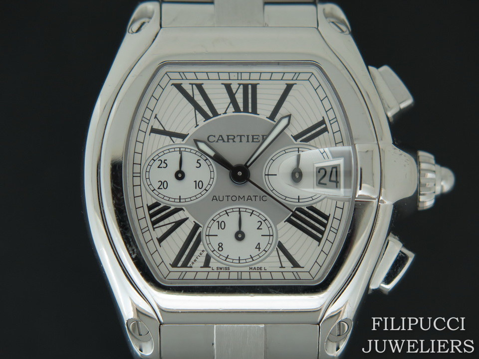 Cartier Cartier Roadster XL Automatic Chronograph