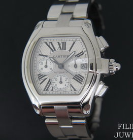 Cartier Roadster XL Automatic Chronograph