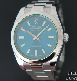 Rolex  Milgauss GV Blue 116400GV