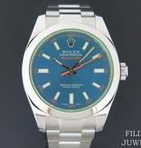 Rolex  Rolex Milgauss 116400GV Blue