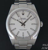 Rolex  Rolex Oyster Perpetual 114300 White Dial