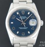 Rolex  Rolex Date 15200 Blue Dial