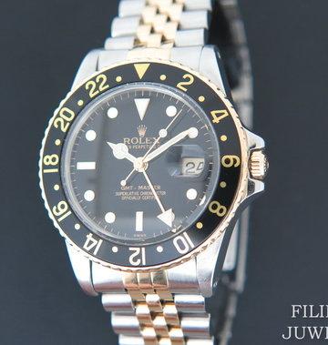 Rolex  GMT-Master Gold/Steel 16753