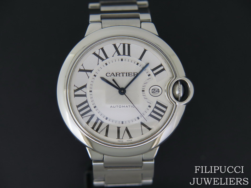 Cartier Cartier Ballon Bleu Automatic 42mm W69012Z4
