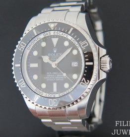 Rolex  Deepsea Sea-Dweller Black Dial 116660