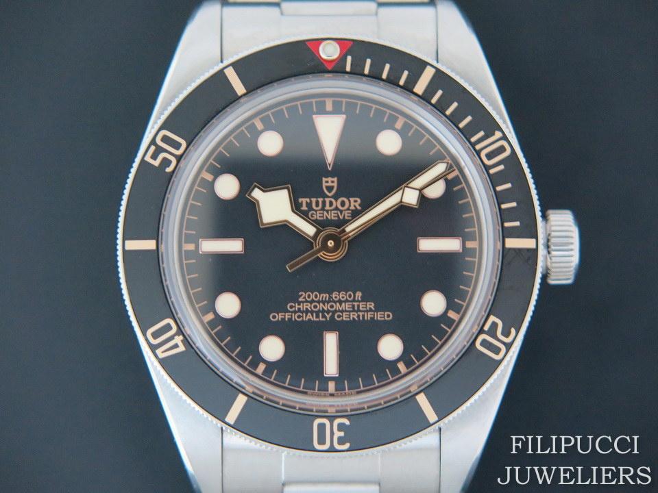 Tudor Tudor Heritage Black Bay 58 79030N