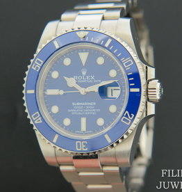 Rolex  Submariner Date White Gold  116619LB