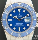 Rolex  Rolex Submariner Date White Gold  116619LB