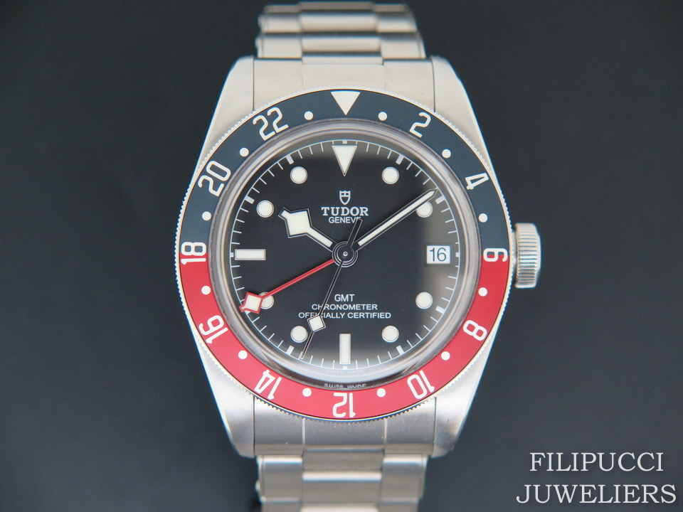 Tudor Tudor Black Bay GMT 79830RB
