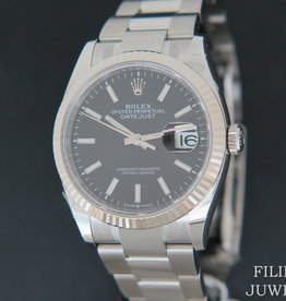 Rolex  Datejust 126234 Black Dial NEW