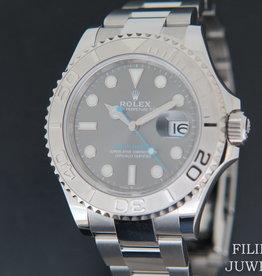 Rolex  Yacht-Master Dark Rhodium Dial NEW 126622