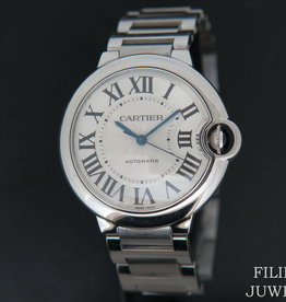 Cartier Ballon Bleu 36MM  W6920046