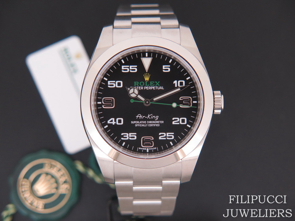 Rolex  Rolex Air-King 116900  NEW