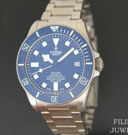 Tudor Pelagos Blue 25600TB NEW
